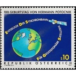 Austria 1992. Space...