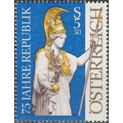 Austrija 1993. Respublikai...