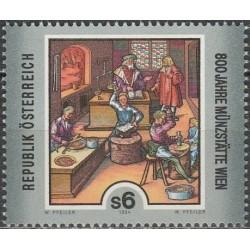 Austria 1994. Vienna mint
