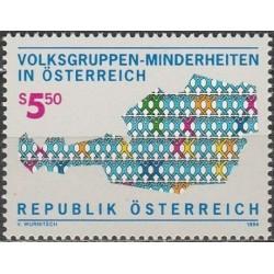 Austrija 1994. Nacionalinės...
