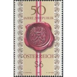 Austrija 1995. Respublikai...