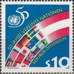 Austria 1995. United Nations
