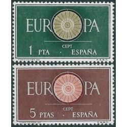 Spain 1960. Stylised...