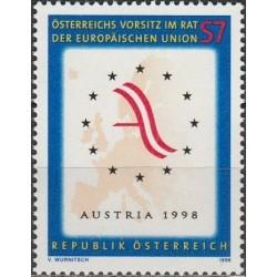 Austria 1998. European Council