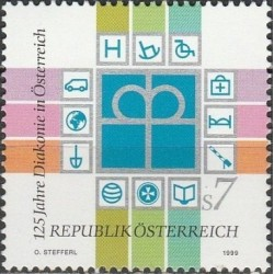 Austria 1999. Diakonia...