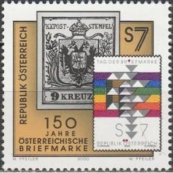 Austrija 2000. Ženklai...