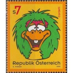 Austria 2000. TV program...