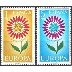 Spain 1964. CEPT: Stylised...