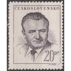 Czechoslovakia 1948. President