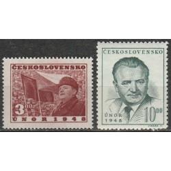 Čekoslovakija 1949....