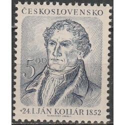 Čekoslovakija 1952. Janas...