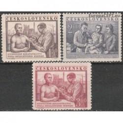 Čekoslovakija 1952....