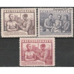 Czechoslovakia 1952....