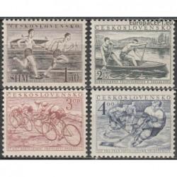 Čekoslovakija 1952. Sportas
