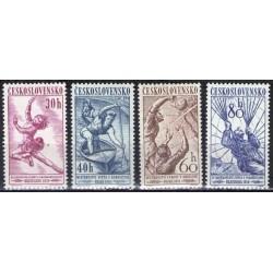 Čekoslovakija 1958. Sportas