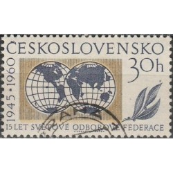 Czechoslovakia 1960. World...