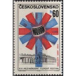 Čekoslovakija 1964. Kino...