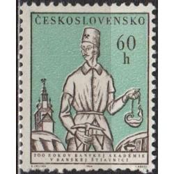 Czechoslovakia 1964. Mining...