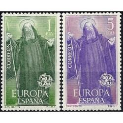 Spain 1965. Benedict of...