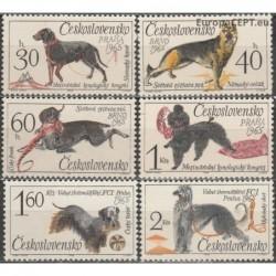 Czechoslovakia 1965. Mammals