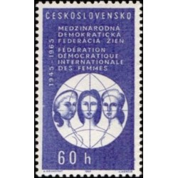 Čekoslovakija 1965. Moterys