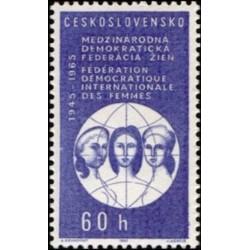 Czechoslovakia 1965. Women