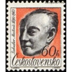Czechoslovakia 1965. Composer