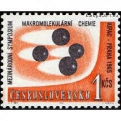 Czechoslovakia 1965. Chemistry