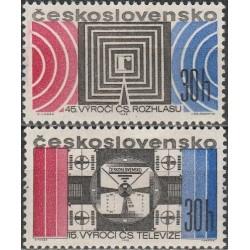 Czechoslovakia 1968. Radio...