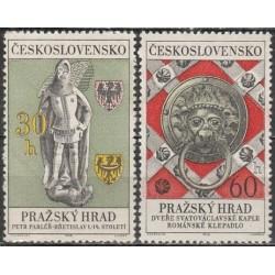 Czechoslovakia 1968. Prague...