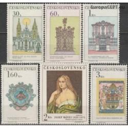 Čekoslovakija 1968. Senoji...