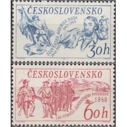 Czechoslovakia 1968. Slovak...