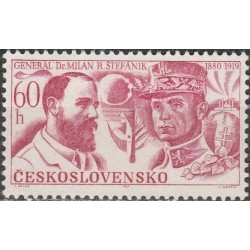 Čekoslovakija 1969. Generolas