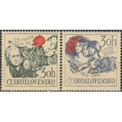 Čekoslovakija 1969. Slovakų...
