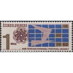 Čekoslovakija 1969. Pašto...