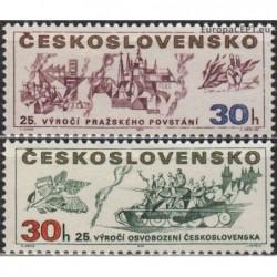 Čekoslovakija 1970. Prahos...