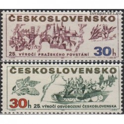Czechoslovakia 1970. Second...
