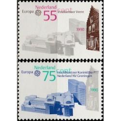 Nyderlandai 1990. Pašto...