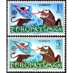 Spain 1966. Mythological scene