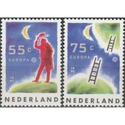 Nyderlandai 1991. Europos...