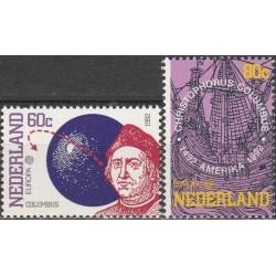 Netherlands 1992. Voyages...