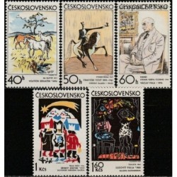 Czechoslovakia 1972. Graphics