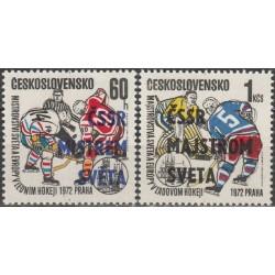 Čekoslovakija 1972. Ledo...