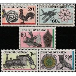 Čekoslovakija 1972. Metalo...