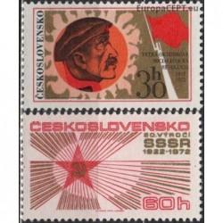 Čekoslovakija 1972. Spalio...