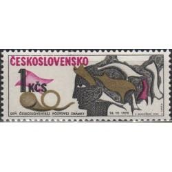 Čekoslovakija 1972. Pašto...