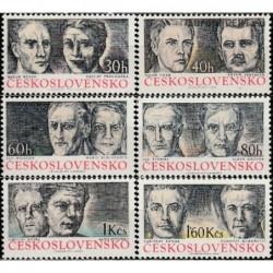 Čekoslovakija 1974. Antrojo...