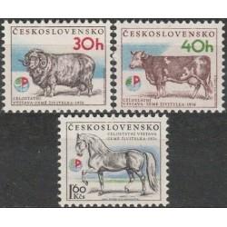 Czechoslovakia 1976. Farm...