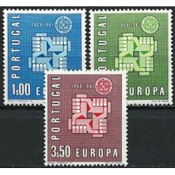 Portugalija 1961. CEPY:...