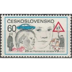 Czechoslovakia 1977. Road...